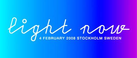 FutureDesignDays Nomad – Light Now