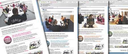 Kinnarps levererar Office performance