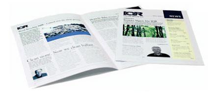 Nyheter och information i snabbt format